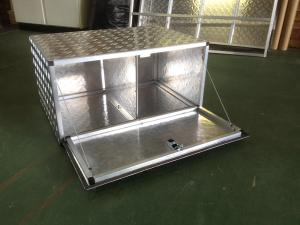 custom built aluminium boxes