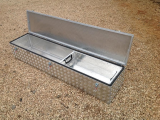 Alu box with tool tray
